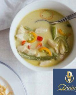 Dining Thai Green Chicken Curry 320g