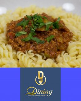 Dining Bolognese ready meal 350g