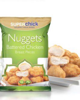 Superchic Battered Chicken Nuggets