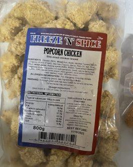 FnS Popcorn Chicken 800g